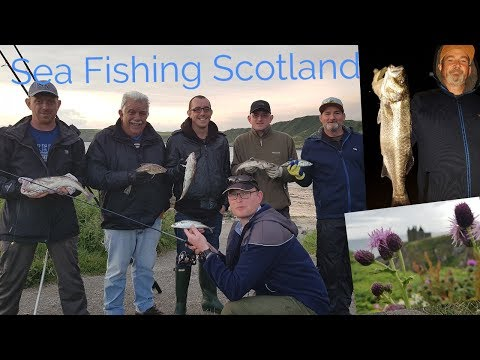 Sea Fishing South West Scotland