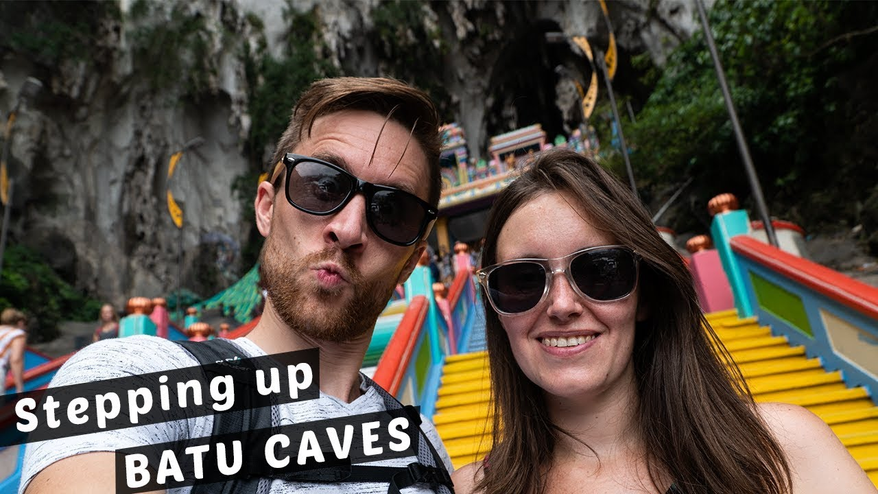Stepping up to the BATU CAVES   A MUST-SEE in Kuala Lumpur