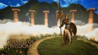 SMITE - Athena God Reveal Trailer