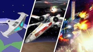 Die 15 wichtigsten Weltraum-Simulationen - Von Elite bis Freespace