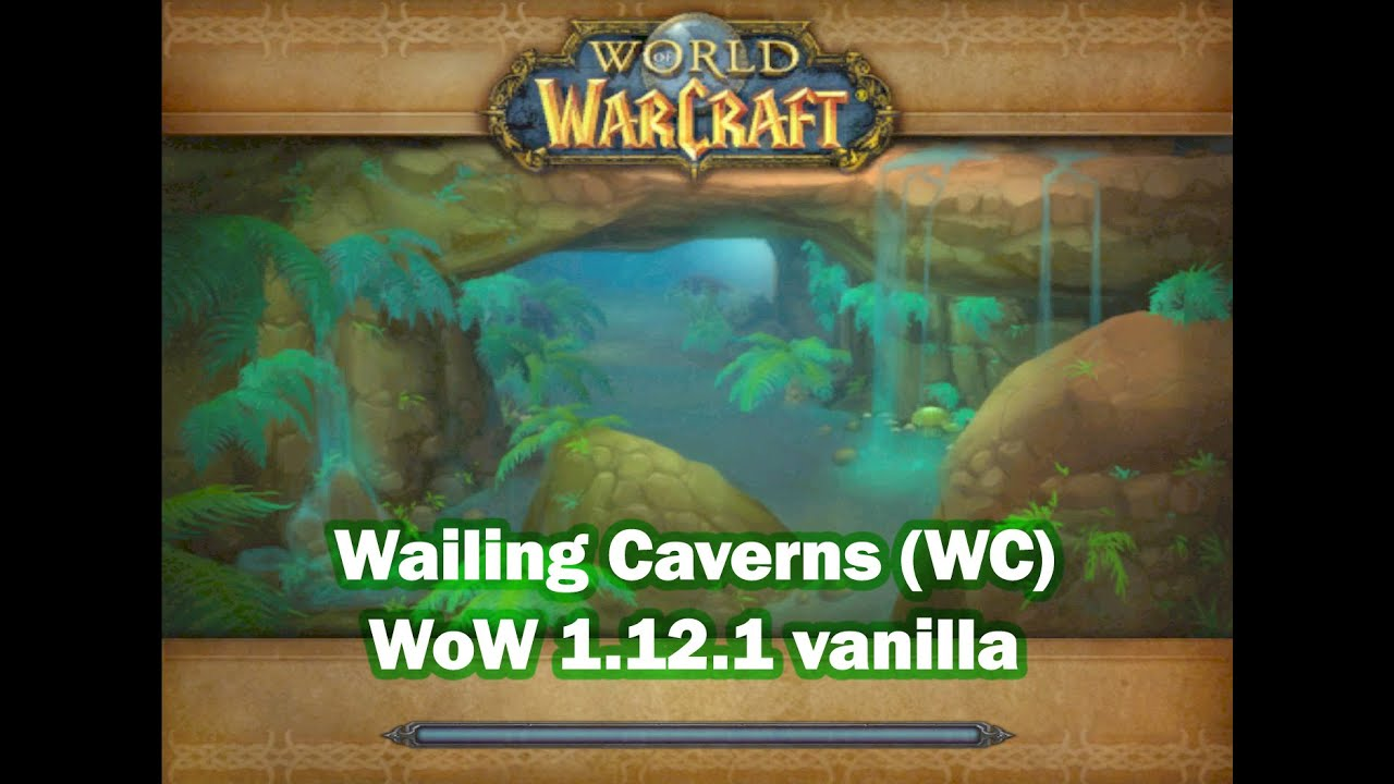 Wailing caverns vanilla wow 1121 youtube publicscrutiny