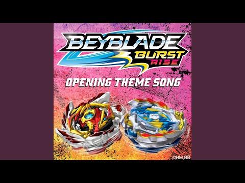 Beyblade Burst Rise Opening Theme Song Lyrics