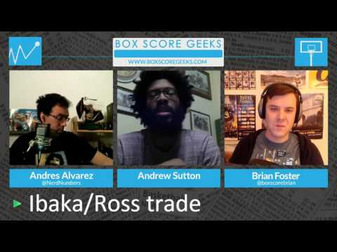 The Boxscore Geeks Show #145 - A Bunch of Random Timestamps