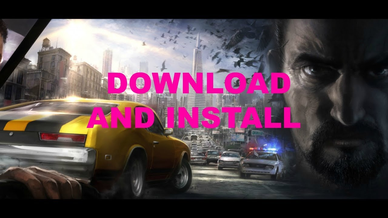 How To Download and Install Driver SAN FRANCISCO full game ...
