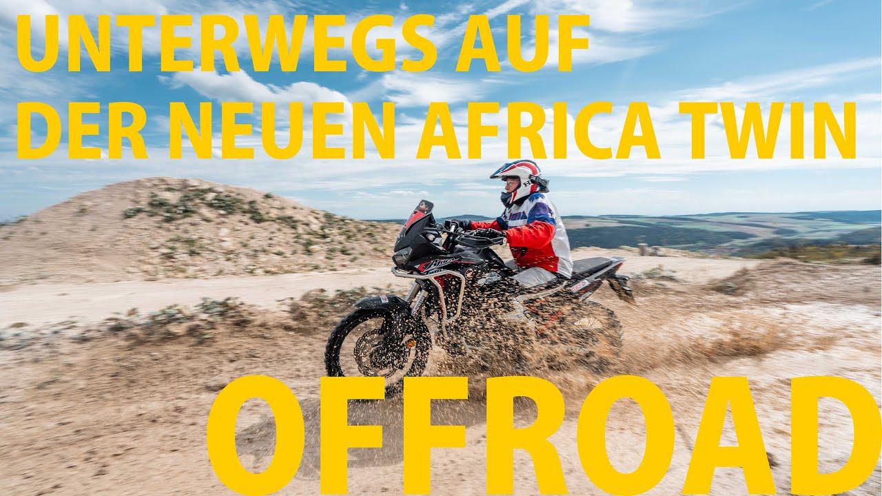 CRF 1100 Africa Twin / Fun & safety Adventure / Ultraterrain Geisingen