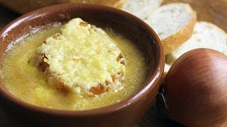 Sopa de Cebola Francesa - Chef Taico