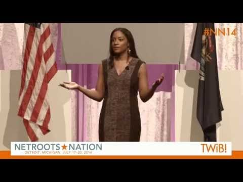 Zerlina Maxwell | IGNITE at @Netroots_Nation #NN14