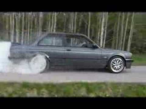 Swedish BMW E30 325i Showoff - 3