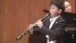 Han Kim and Woori Ko plays Grand Duo Concertant 3rd movement by Weber