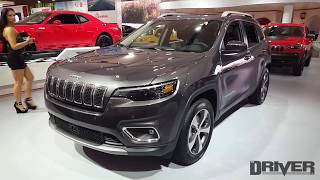 2019 Jeep Cherokee Review - Walkthrough & Specifications