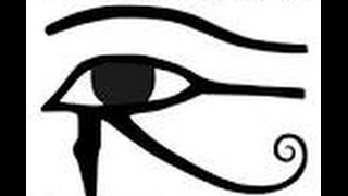Egyptian Origin of the All-Seeing Eye