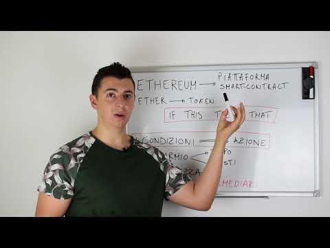 Come funzionano smart contract ethereum - semplice con esempi