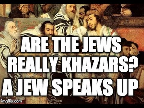 Are the Jews Khazars? A Jew Speaks Up!