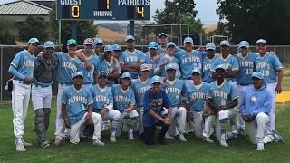 Heritage High School: Varsity Baseball 5-14-19