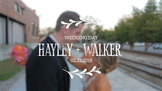 Hayley + Walker's wedding | Leu Gardens | Farmers Market | Winter Park, FL