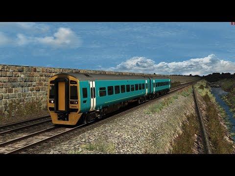 TS2019 - North Wales Coastal: Holyhead Extension