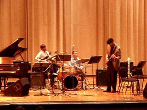 """""""Donna Lee"""" (Fusion Arrangement) Matt Lund Jazz Gu..."""