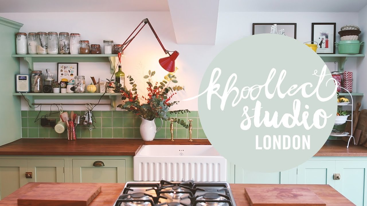 Step Inside Khoollect Studio London - Rachel Khoo\'s Studio - YouTube