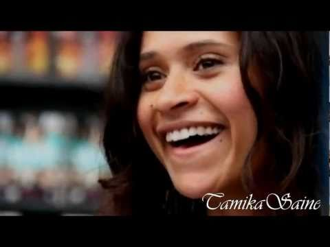 Angel Coulby - Sunny Day