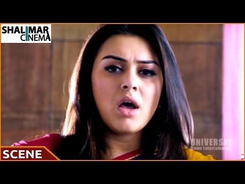 Hansika Motwani & Manchu Vishnu Love Scene thumbnail