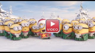 The Minions -  Jingle Bells (Minion Version)