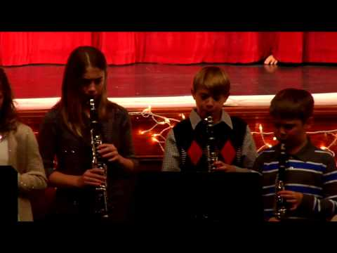 Hydetown Elementary School Winter Concert