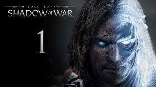 Middle-Earth: Shadow of War - прохождение игры на русском - Новое кольцо [#1]