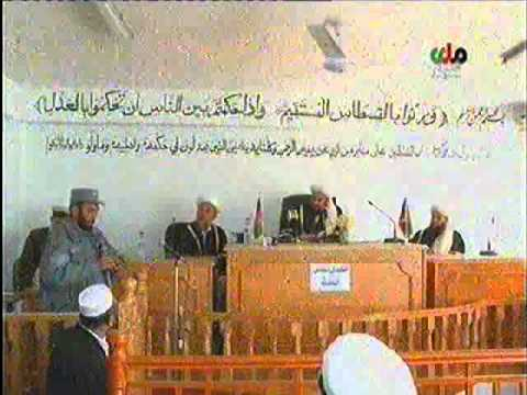 Kunar Justice - Unedited 45 minute criminal trial, alleged fuel thief acquitted, 17 March 2012
