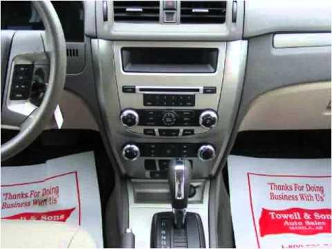 2012 Ford Fusion Used Cars Manila AR
