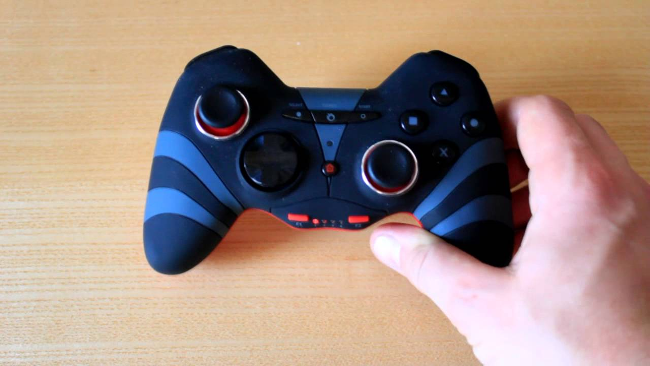 Sports Games For Ps3 : Gioteck sc wireless sports ps controller review youtube