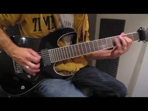 """RGIR27FE/EMG 707 Pickup Metal test-CheckedOut-""""Nothing is ever lost"""""""