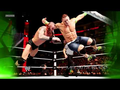 John Cena 6th WWE Theme Song - ''The Time is Now