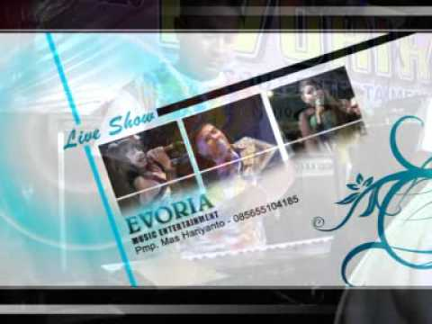 Gerry Mahessa feat Tasya Rosmala - KANDAS - New Evoria