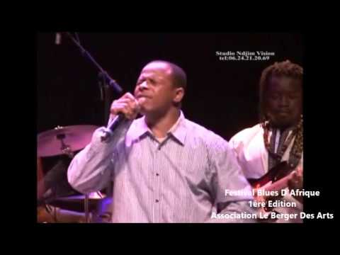 Baaba Maal & Doura Barry / Titre: Conakry (1ère édition Blues D'Afrique)