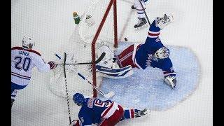 NHL: Goalies Losing their Stick