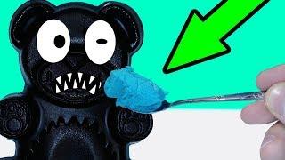 Потерянная Нога Желейного Медведя Макса и Синее Мороженое