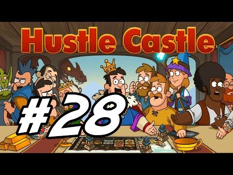 "Hustle Castle - 28 - ""Stealing for Magic Upgrade"""