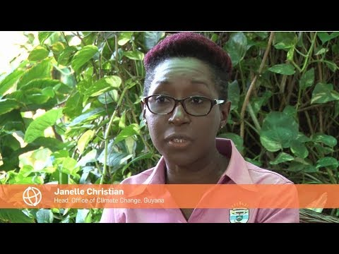 Climate Change Communications in Guyana