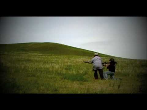 Mongolia Bazooka RPG test (post 2008 Mongol Rally)