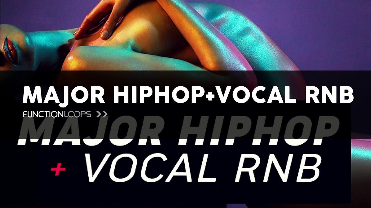 Major Hiphop & Vocal Rnb - Sample Pack Inspired by Drake