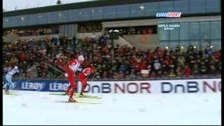 Marcus Hellner - GULD - VM-sprint 2011 (Roberto Vacchi)
