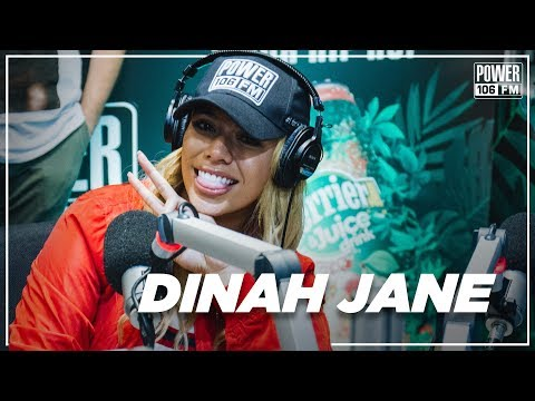 Dinah Jane talks Bottled Up ft. Ty Dolla $ign and Her Secret Celebrity Boyfriend
