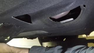 2016 Jeep Cherokee Oil Change 2.4l