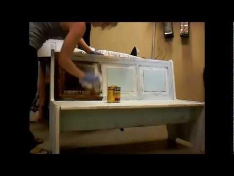 Furniture Painting Techniques
