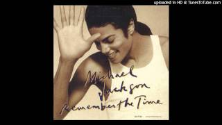 Michael Jackson - Remember The Time (E-Smoove