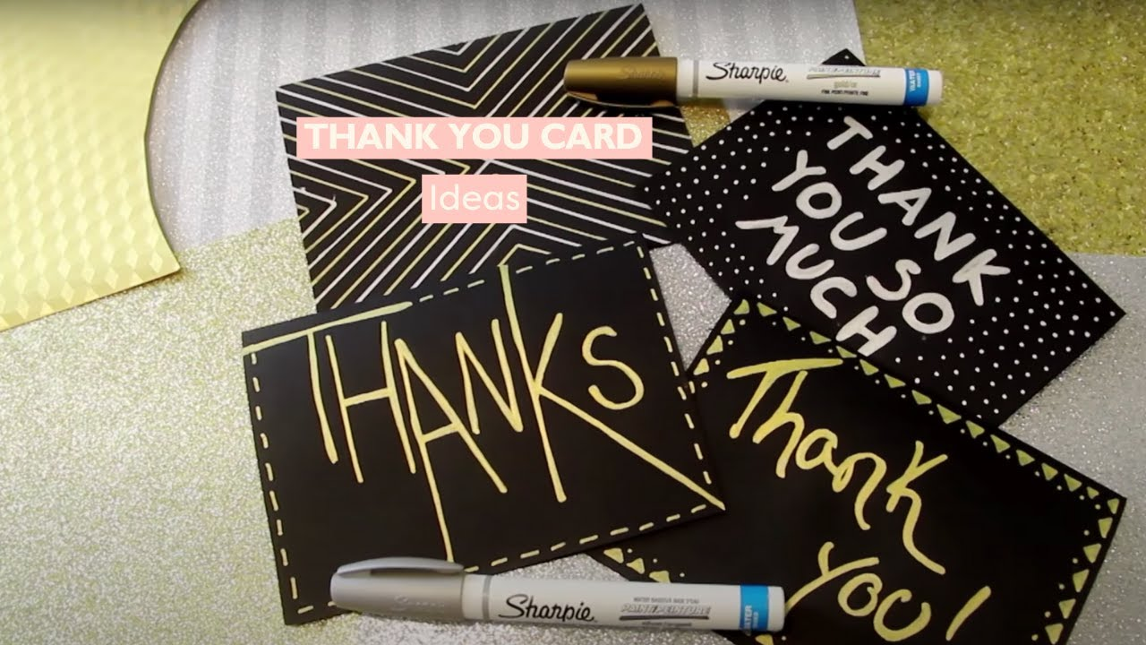 DIY Thank You Cards   HGTV Handmade   YouTube  How To Make A Thank You Card In Word