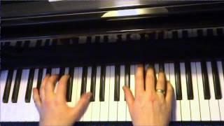 James Blunt - Bonfire Heart (Piano)
