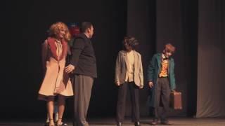 170225 (Нян-фест) Itami no zetsubou ака БОЛЬ - Фантастические твари и сценки, которые они ставят