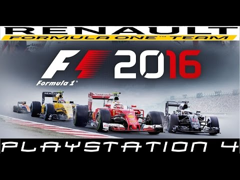 F1™ 2016 #21 - MODO CARREIRA - RENAULT SPORT TEAM - ABU DHABI