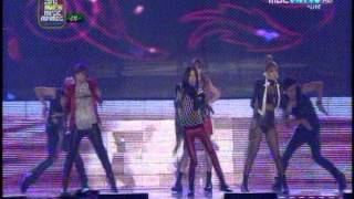 2012 MMA 2NE1-I LOVE YOU
